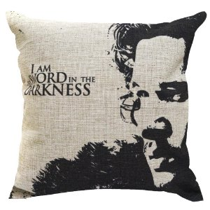 Almofada Game Of Thrones Jon Snow 45x45