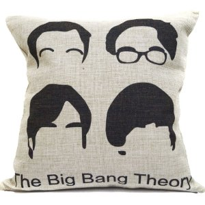 Almofada Big Bang Theory 45x45