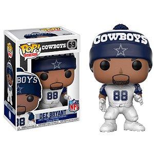 Boneco Funko Pop NFL Dez Bryant Wave 4