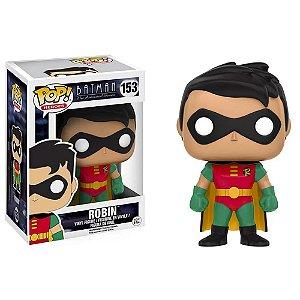 Boneco Funko Pop DC Super Heroes Robin