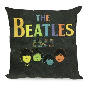 Almofada The Beatles Color 45x45