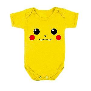 Body Infantil Pikachu