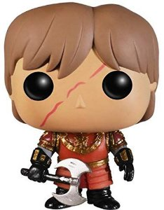 Boneco Funko Pop Game of Thrones - Tyrion Lannister com Case Protetora