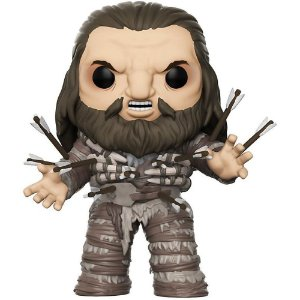 Boneco Funko Pop Game of Thrones - Wun Wun o Gigante