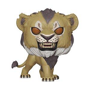 Boneco Funko Pop! Disney: O Rei Leão Live Action - SCAR