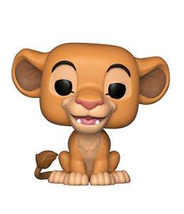 Boneco Funko Pop! Disney: O Rei Leão - NALA