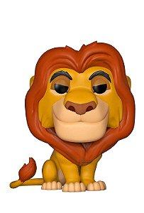 Boneco Funko Pop! Disney: O Rei Leão - Mufasa