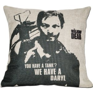 Almofada The Walking Dead Daryl Dixon 45x45