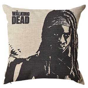 Almofada The Walking Dead Michonne 45x45