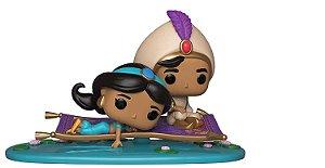 Funko Pop Disney Aladdin Passeio no Tapete Mágico