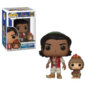 Funko Pop Disney Aladdin Live Action - Aladdin de Agrabah