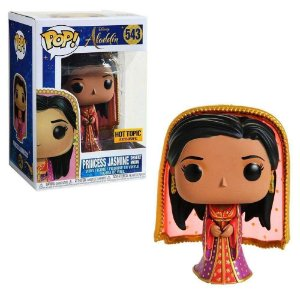 Funko Pop Disney Aladdin Live Action - Princesa Jasmine Desert Moon