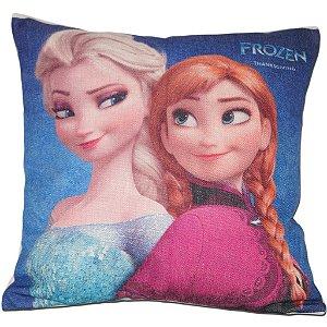 Almofada Frozen Elsa e Anna 2 45x45
