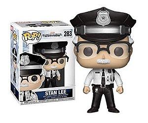 Boneco Funko Pop Capitão América o Soldado Invernal - Stan Lee