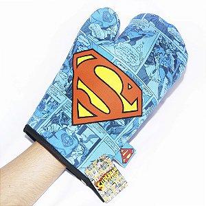 Luva de Forno Super Homem