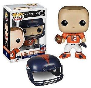 Boneco Funko Pop NFL Peyton Manning