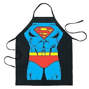 Avental Dorso Super Homem
