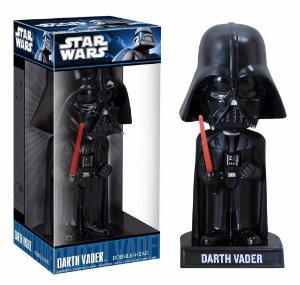 Boneco Funko Darth Vader Bobble-Head