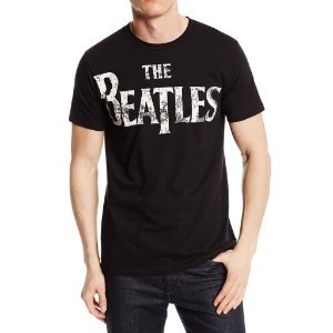 Camiseta Masculina The Beatles Logo