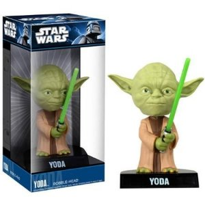 Boneco Funko Star Wars Yoda Bobble-Head