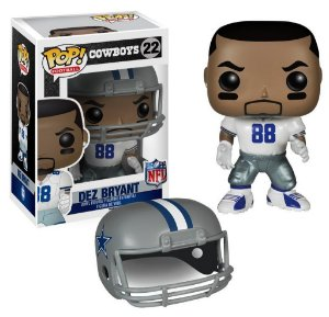 Boneco Funko Pop NFL Dez Bryant