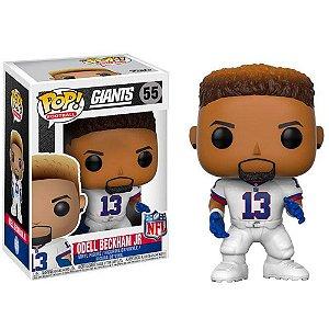 Boneco Funko Pop NFL Odell Beckham Jr Wave 4