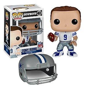 Boneco Funko Pop NFL Tony Romo