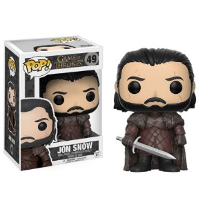 Boneco Funko Pop Game of Thrones Jon Snow