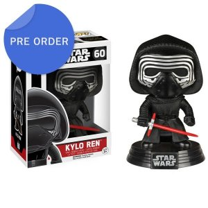 Boneco Funko Pop Star Wars Kylo Ren The Force Awakens