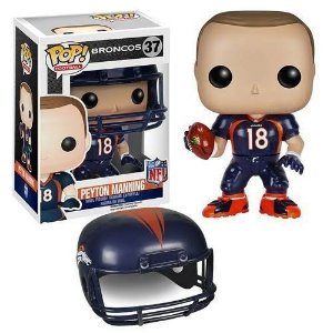 Boneco Funko Pop NFL Peyton Manning Wave 2