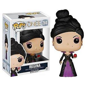 Boneco Funko Pop Once Upon a Time Regina