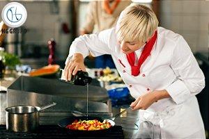 Cozinheiro Profissional - Módulo 2 - Oficial de Cozinha