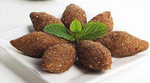 Curso de culinária árabe - pastas e quibes