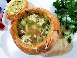 Curso de caldos e sopas gourmet - 2 aulas