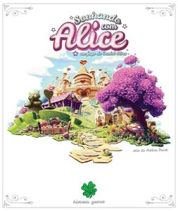 Sonhando com Alice - Board Game