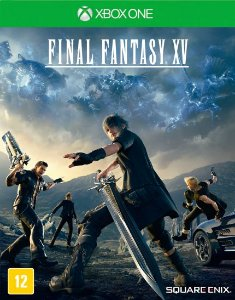 Final Fantasy XV - XONE