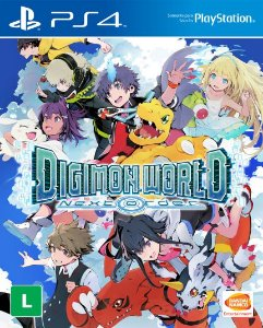 Digimon World - Next Order - PS4