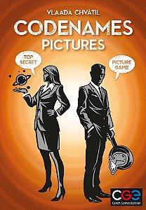 Código Secreto: Imagens (Codinomes Pictures) - Nacional
