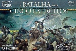 Hobbit, O - A Batalha dos Cinco Exércitos (Jogo de Tabuleiro)
