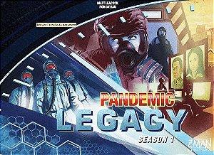Pandemic Legacy 1ª Temporada (Azul)