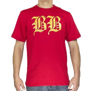Camiseta Black Blue BB Vermelha