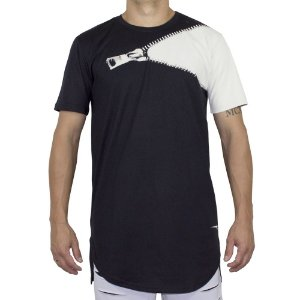 Camiseta Hashtag Rocky Class Zipper