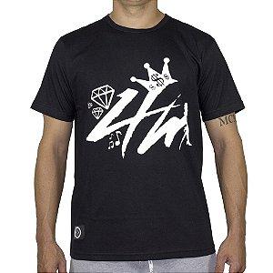 Camiseta 4M Preta
