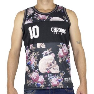 Regata Chronic Basket Skull Floral