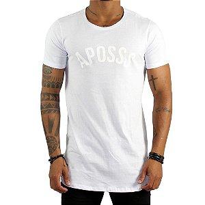 Camiseta Aposss Long THD Branca