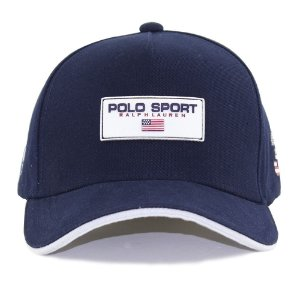 Boné Polo Ralph Lauren Sport Azul