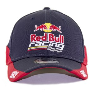 Boné Red Bull Racing Aba Curva
