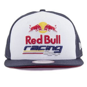 Boné Red Bull Racing Aba Reta