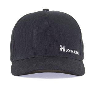Boné John John Minimal Black