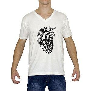 Camiseta Drope Jhose Granada Creme